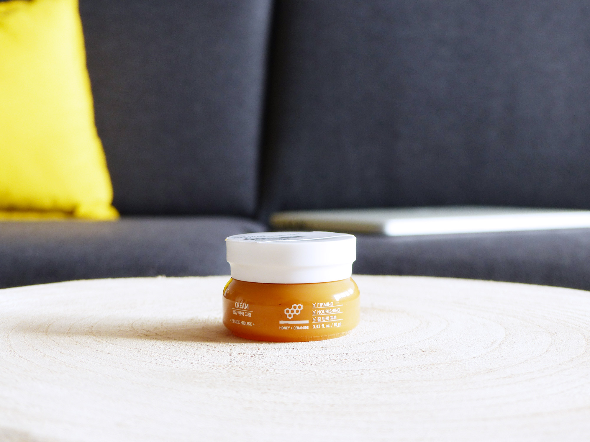 Autour de Marine - Etude House Honey Cera Cream