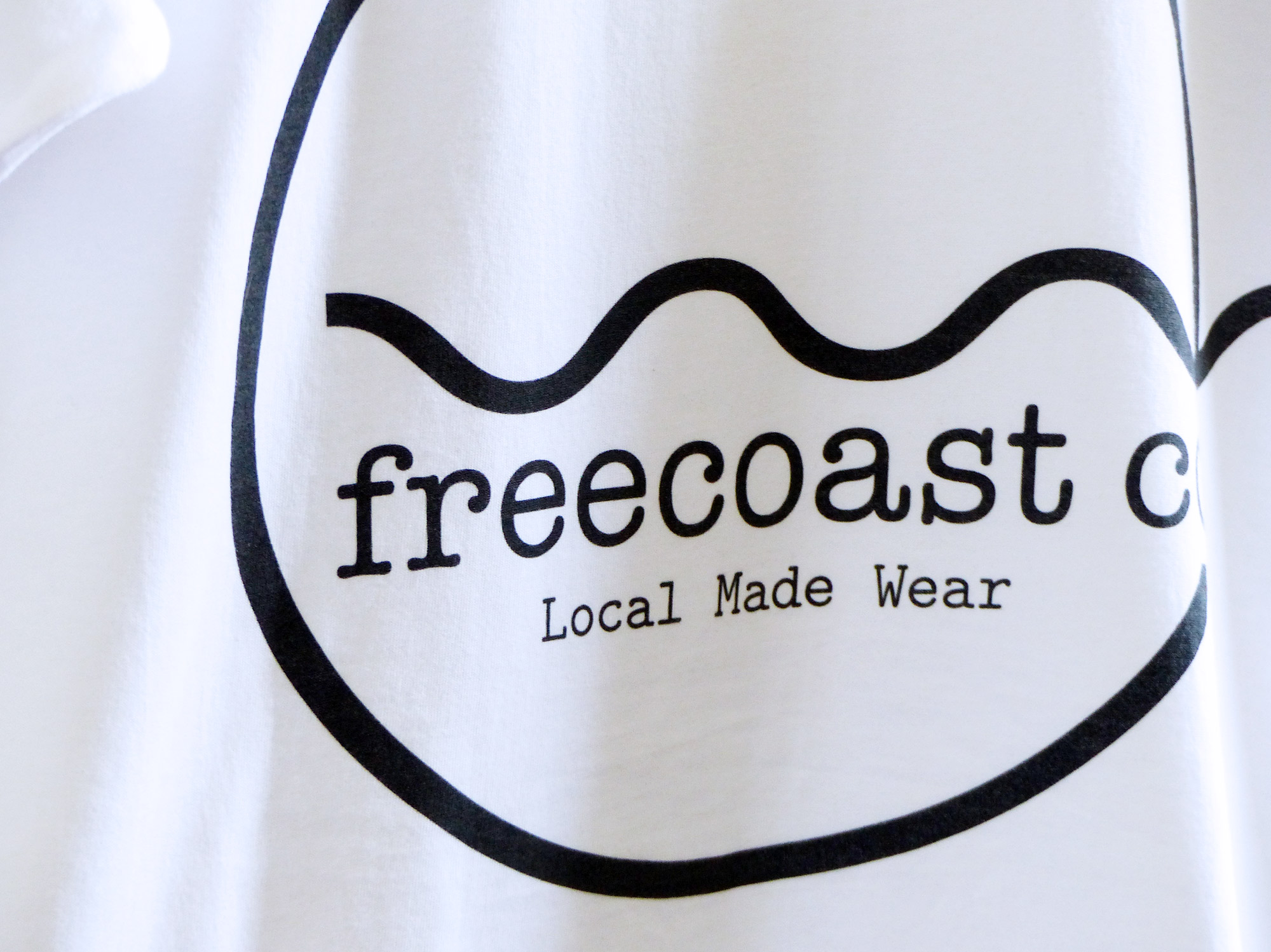 Freecoast Co t-shirt Autour de Marine