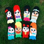 Korean socks Aliexpress - Autour de Marine