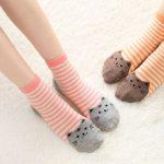 Yesstyle cat print socks - Autour de Marine