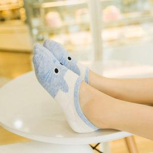 Yesstyle cat socks - Autour de Marine