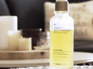 Autour de Marine - Toner Eco-therapy Tonic Essential The Face Shop