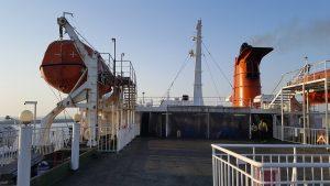Ena Ferry Jeju - Autour de Marine