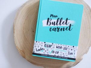 Swap blogueuse Bullet Journal - Autour de Marine