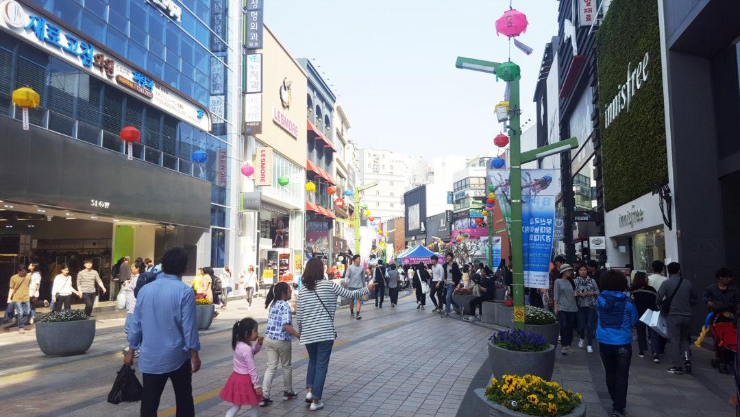 Busan city - Autour De Marine