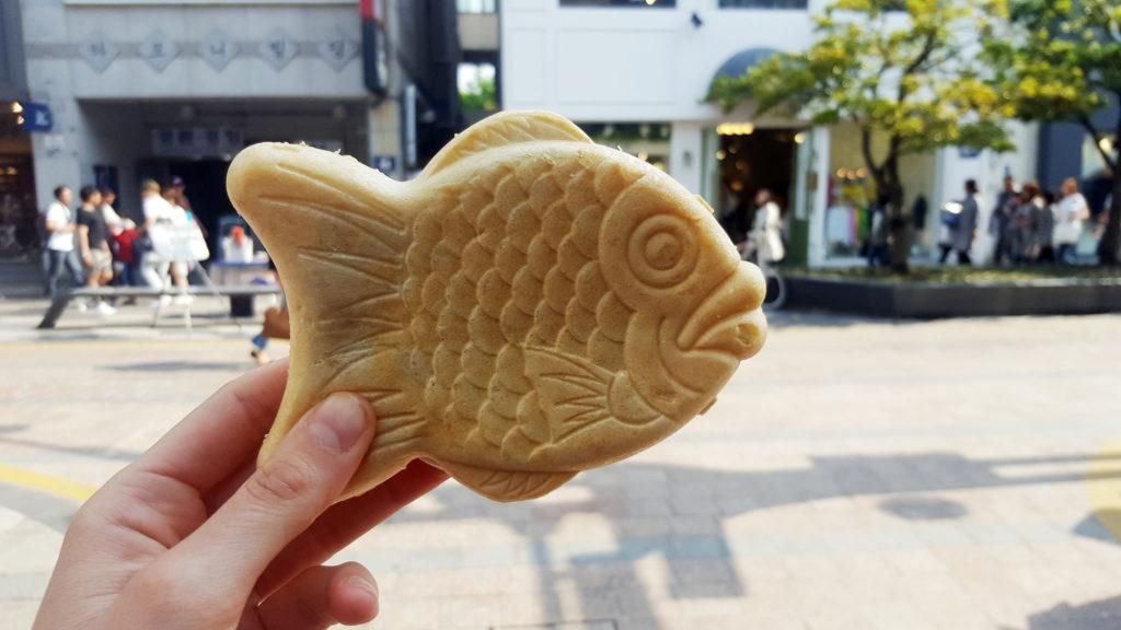 Busan food - Autour De Marine
