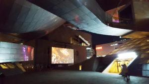 Centre cinématographique de busan - Autour De Marine