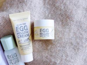 Too Cool For School Egg Mellow Body Cream - Autour de Marine