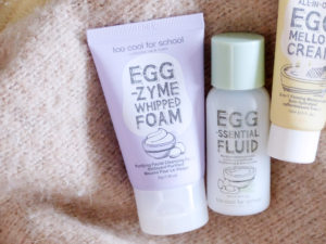 Too Cool For School Egg Zyme Whipped foam - Autour de Marine