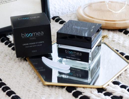 Crème Visage & Corps Bloomea - Autour de Marine