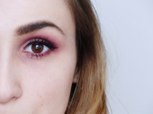 Play Color Eyes Etude House tutoriel maquillage - Autour de Marine
