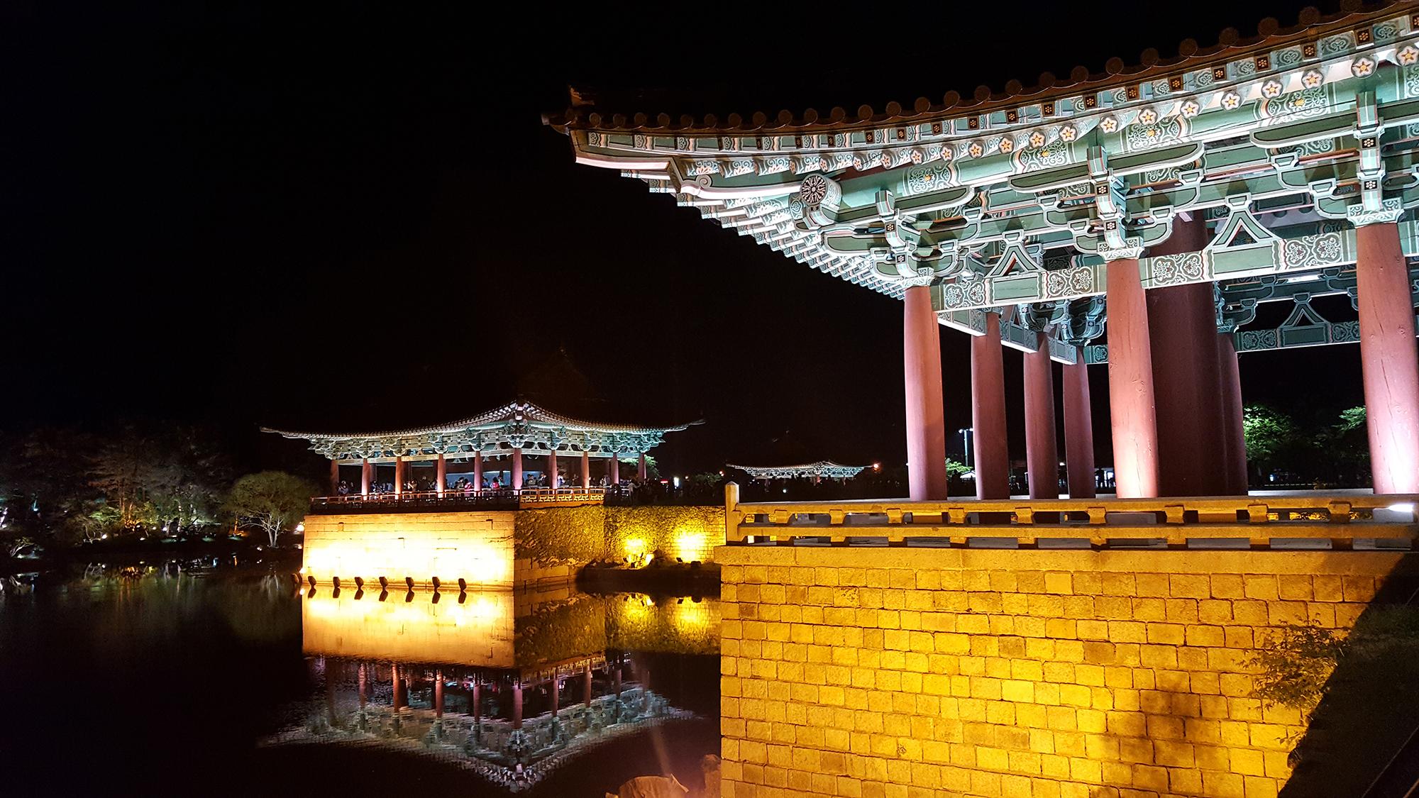 3 jours à Gyeongju - Autour de marine