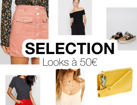 Sélections looks 50€ - Autour de Marine