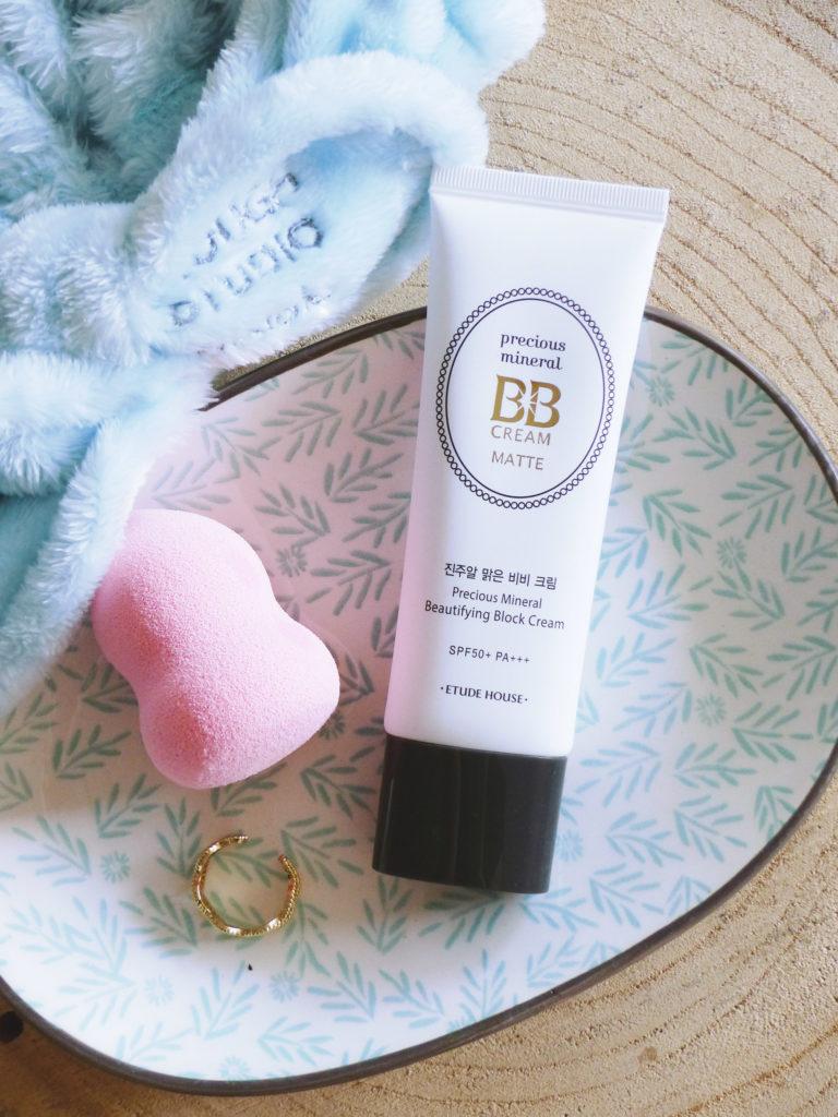 La BB crème, Precious Mineral BB Cream matte de chez Etude House