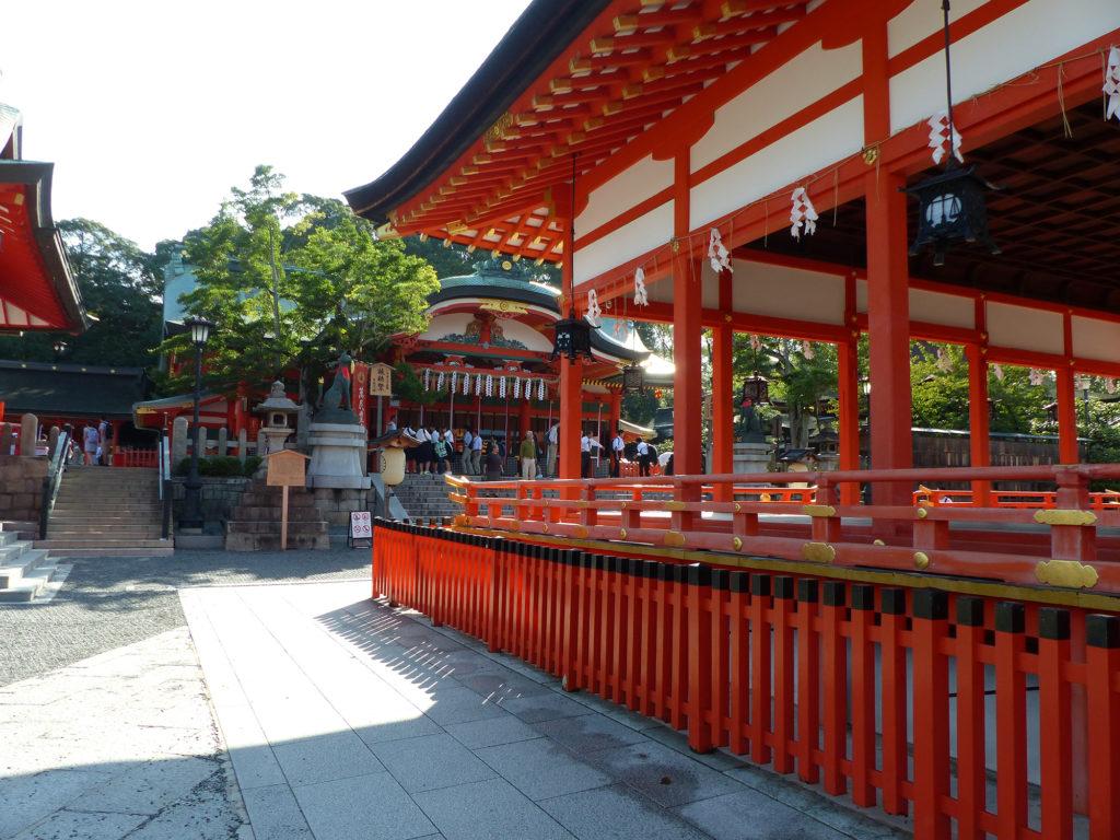 Kyoto - Autour de Marine