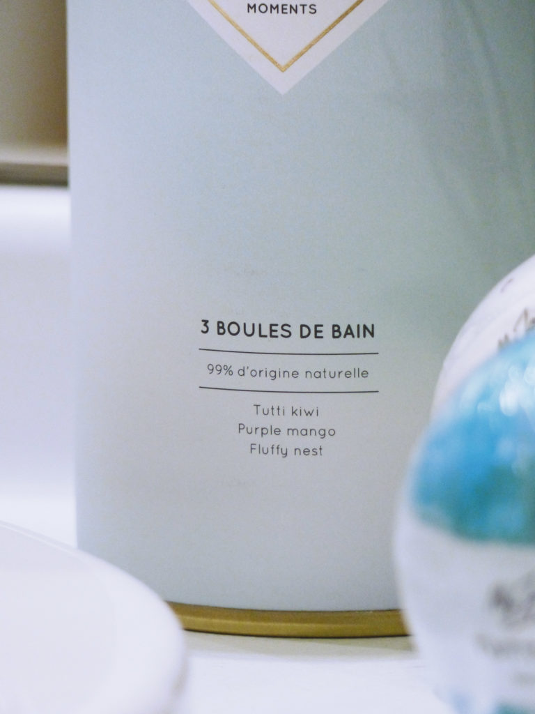 My Jolie Candle, Bath Bomb - Autour de Marine