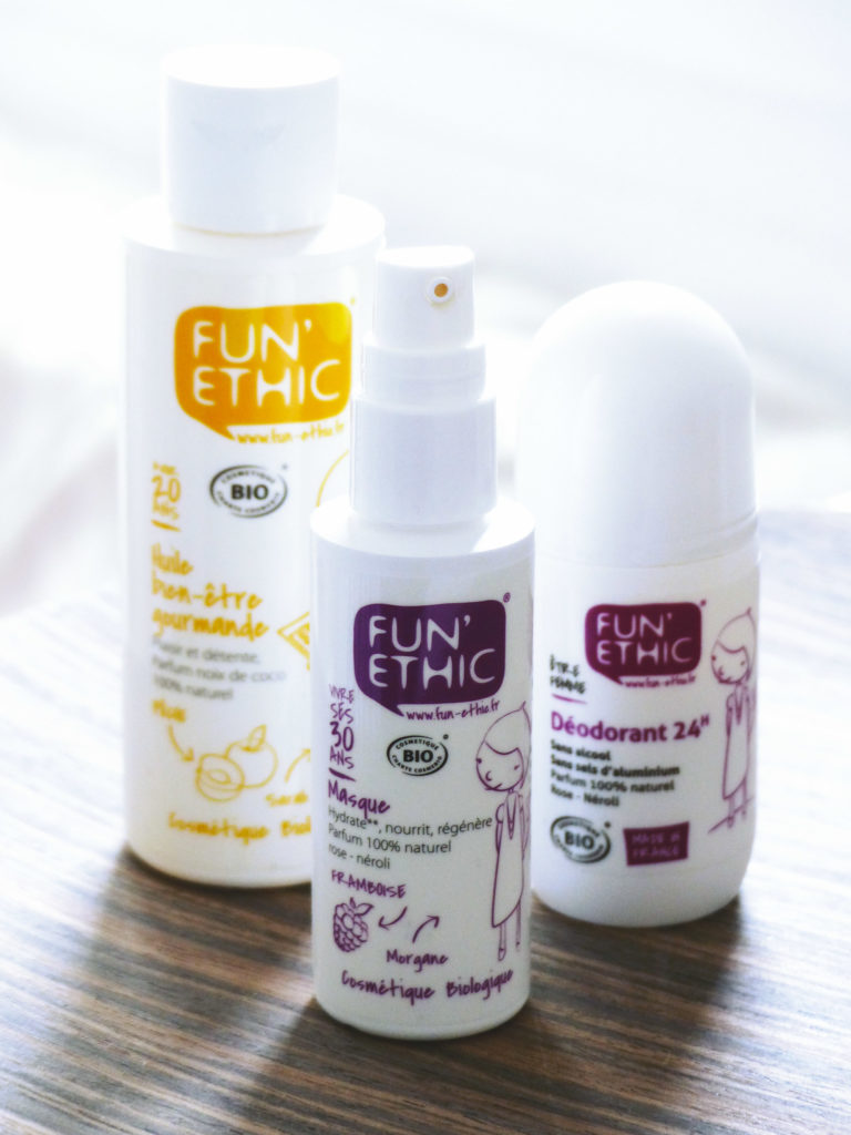 Fun'Ethic - Cosmétiques bio & naturel