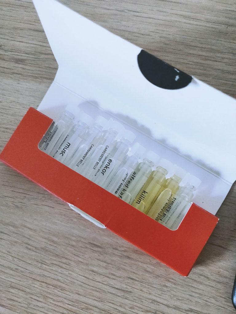 Carrément Belle, eau de parfum Musc made in France