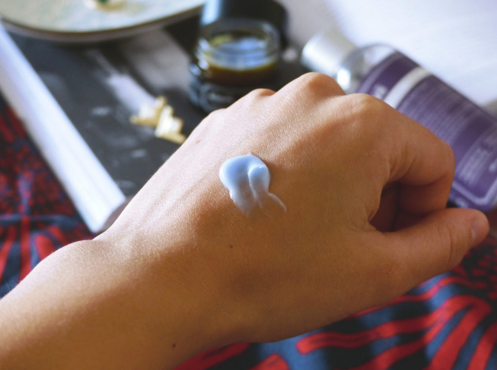 Dear Klairs, Midnight blue cream - Niasha France