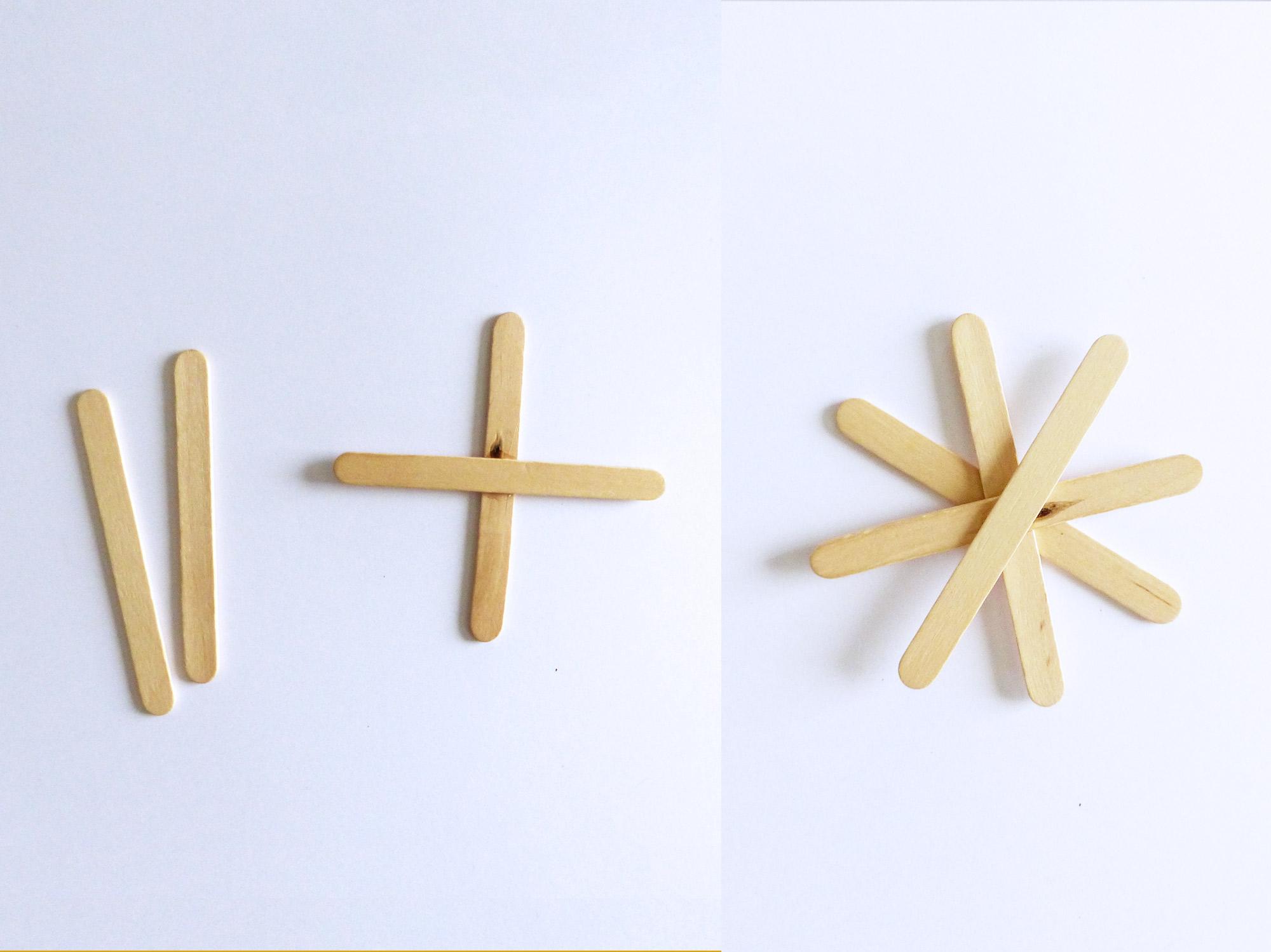 Autour de Marine - DIY Noël guirlande papier