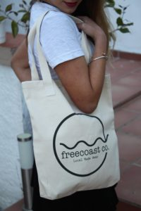 Autour de Marine - Tote bag Freecoast co