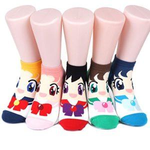 Chaussettes Sailor Moon - Autour de Marine
