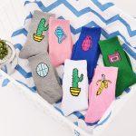 Aliexpress socks korean - Autour de Marine