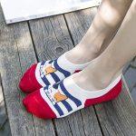 Yesstyle cute animal socks - Autour de Marine
