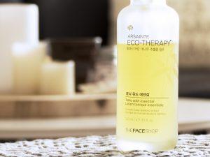 Autour de Marine - Toner Eco-therapy Tonic Essential The Face Shop