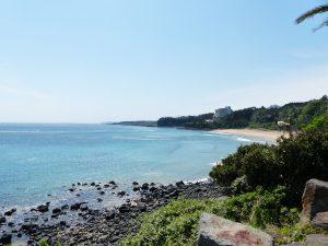 Jungmum beach Jeju - Autour de Marine