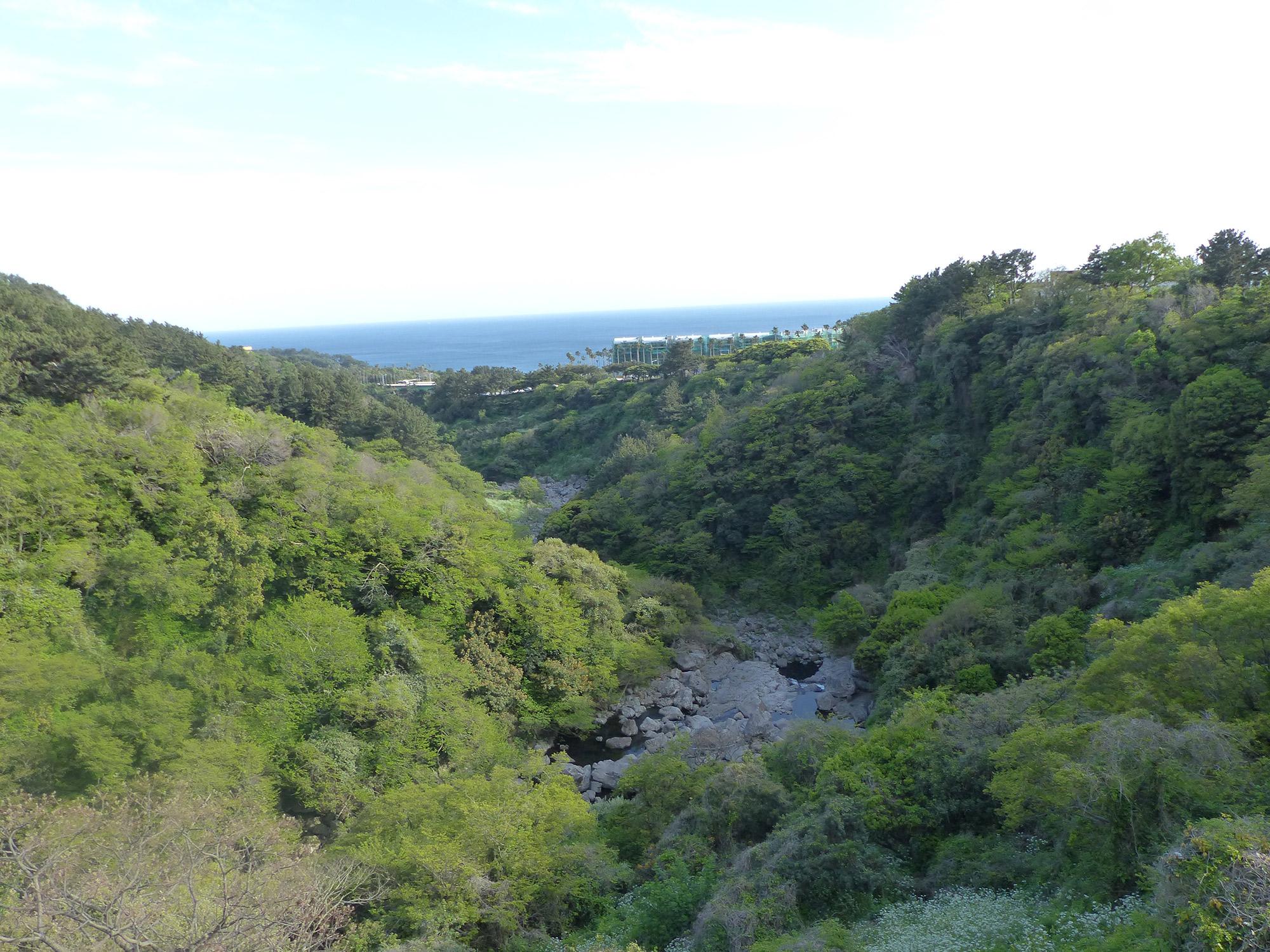 Cascades Seogwipo Jeju - Autour de Marine