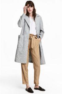 Manteau hiver H&M - Autour de Marine