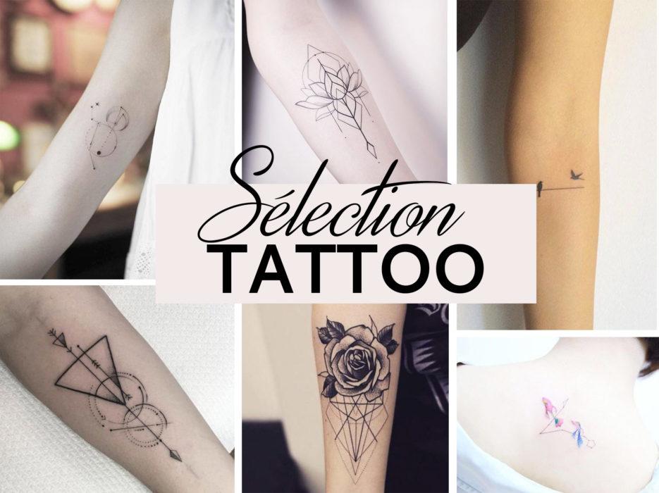 Sélections tatouages Pinterest 2017 - Autour de Marine