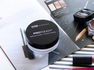 Kiss New York Professional Setting Powder- Autour de Marine