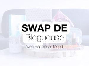 Swap blogueuse Cover - Autour de Marine