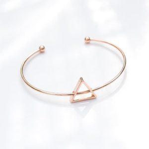 Ma Jolie Bijoux bracelet Nina triangle - Autour de Marine