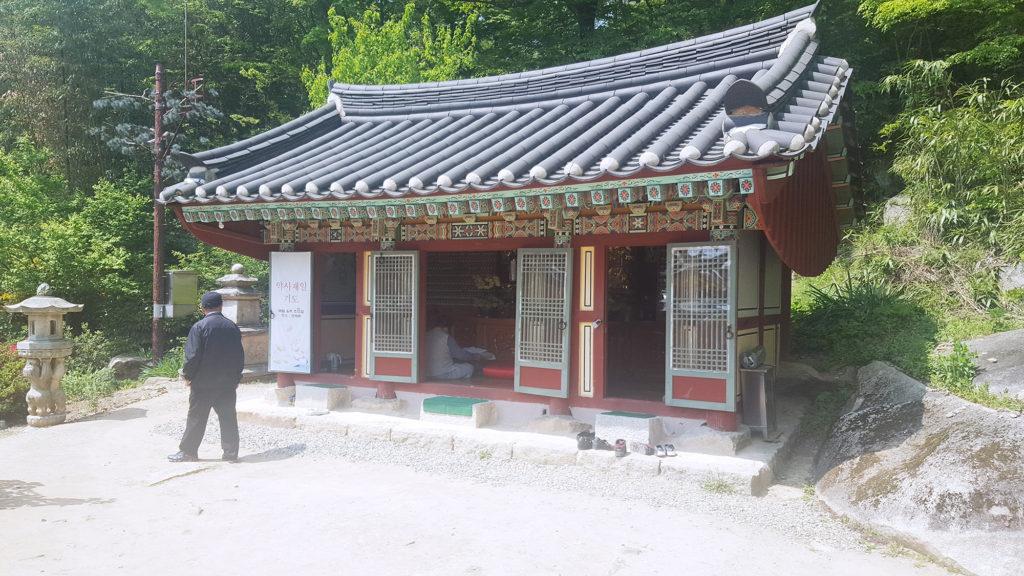 Beomesa Busan - Autour de Marine