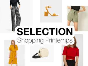 Sélection shopping printemps - Autour de Marine