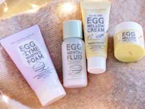 Too Cool For School Egg Mousse - Autour de Marine