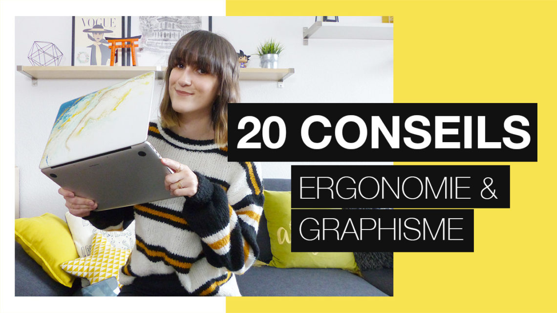 20 conseils Webdesign & ergonomie - Autour de Marine
