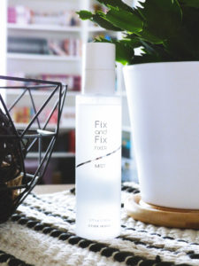 Spray Fixateur Etude House, Fixer mist - Autour de Marine