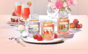 Bougies Yankee Candle - Autour de Marine