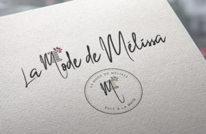 Logo La Mode de Mélissa