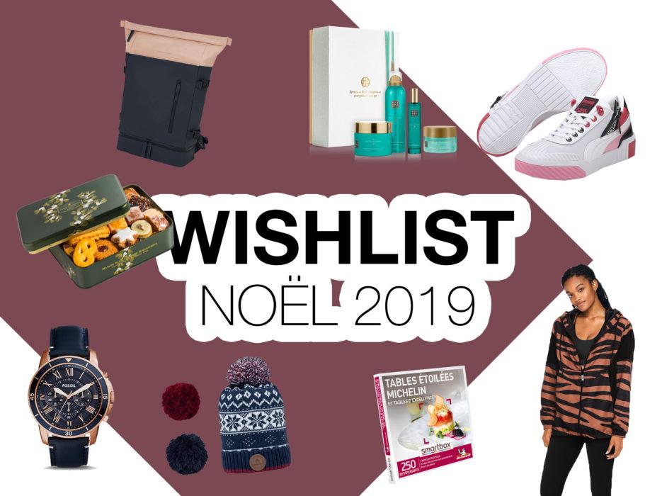 Wishlist Noël 2019