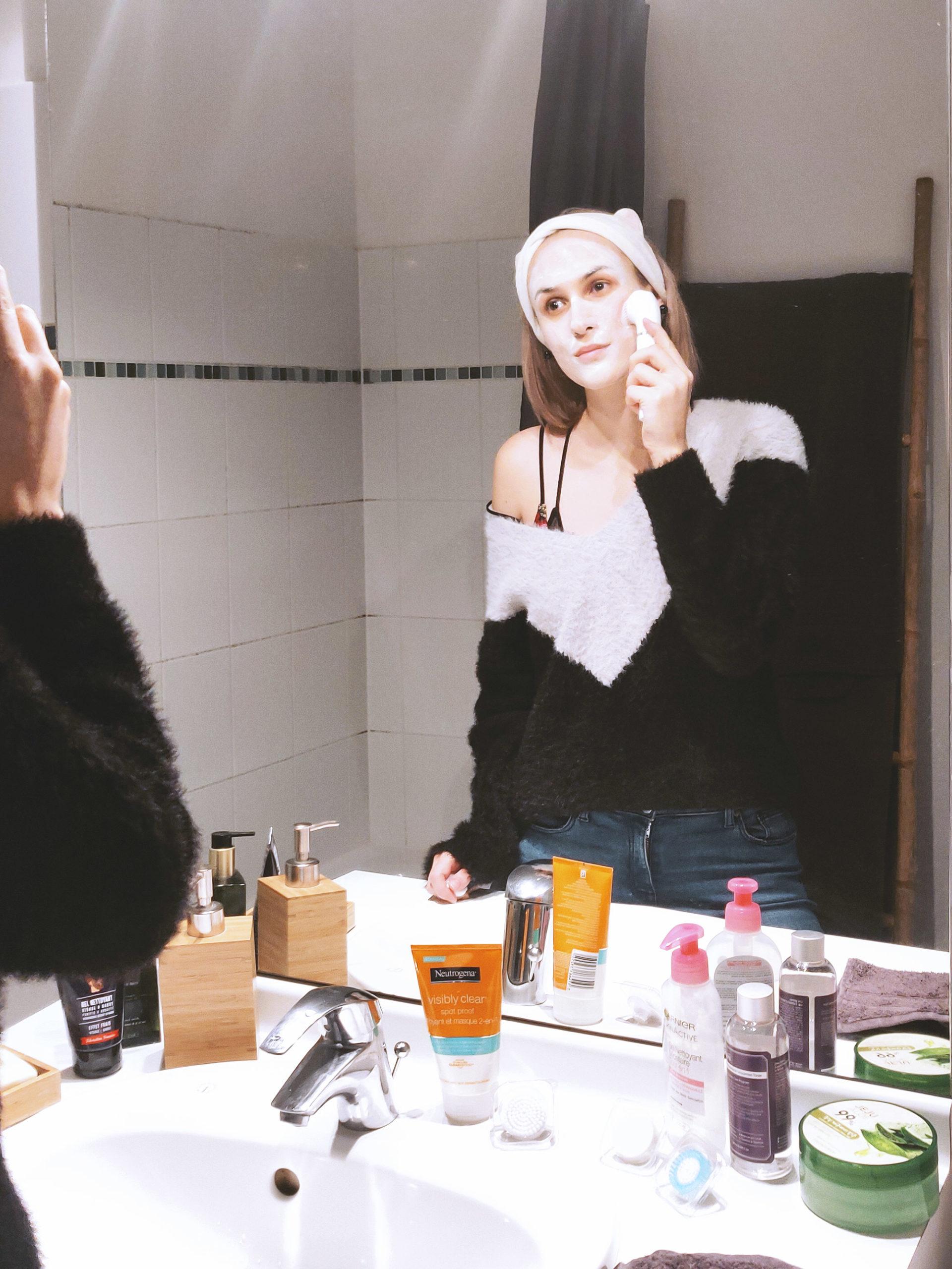 Braun FaceSpa brosse nettoyante
