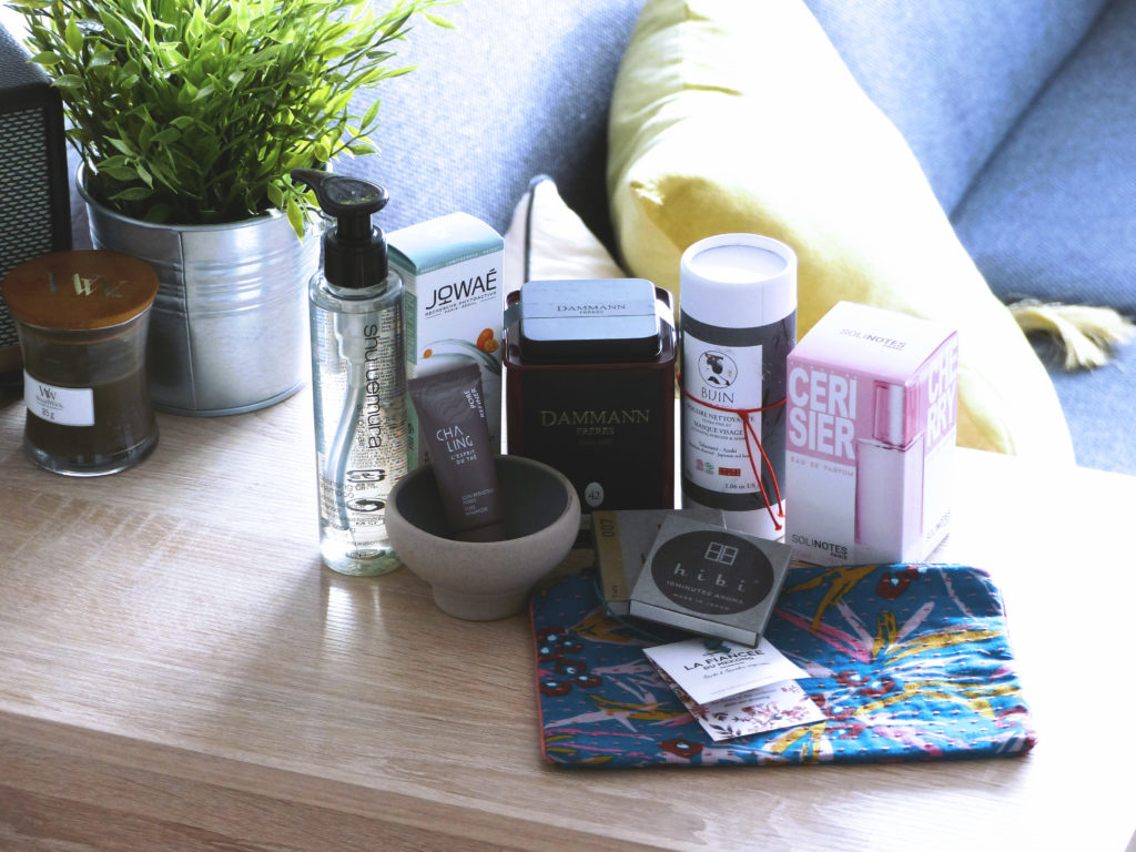 Box Sotendroo, Asie - Marie Claire