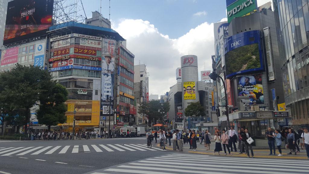2 semaines au Japon, 7 jours à Tokyo