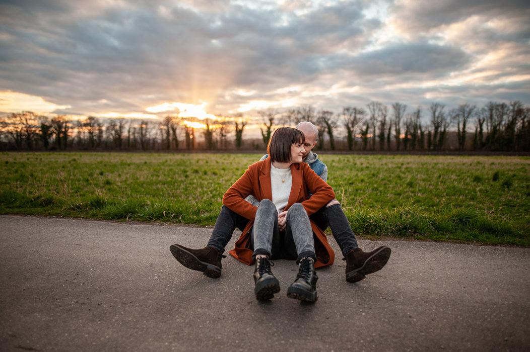 Séance couple avec un photographe professionnel en Alsace