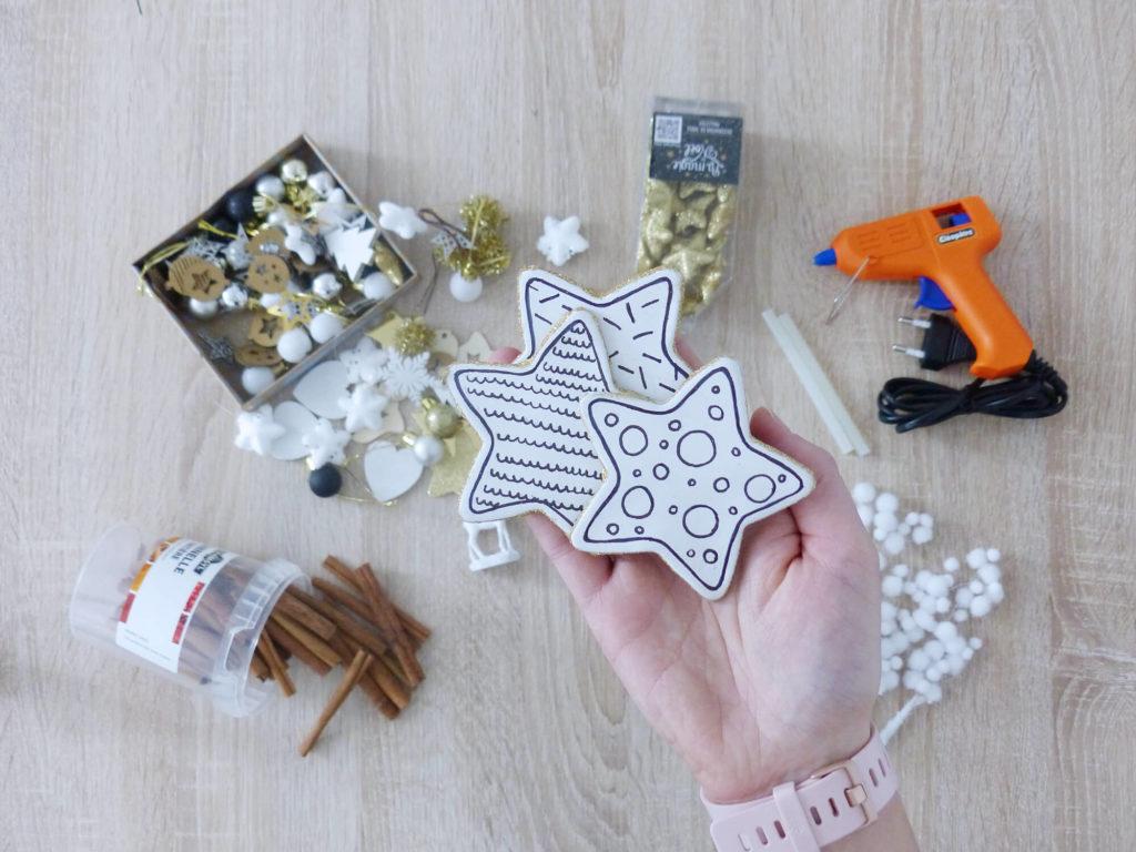 DIY Noël, décoration couronne de Noël