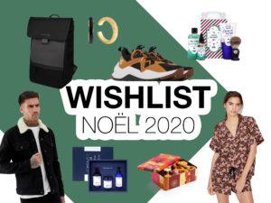 Wishlist Noël 2020 hommes et femmes